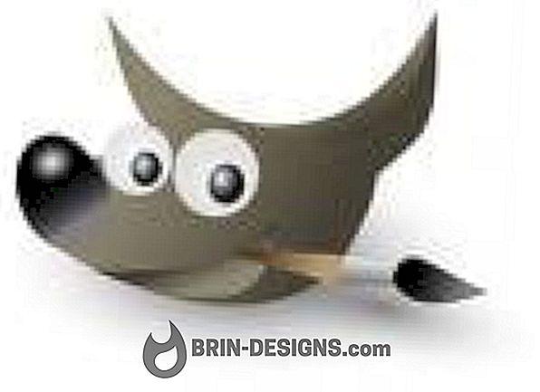 GREYCstoration- Gimp plugin