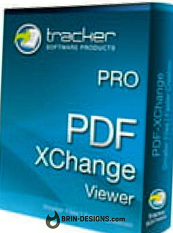 PDF-XChange Viewer - Deaktivieren Sie die QuickInfos