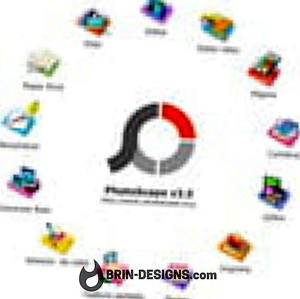 Kategori spill:   Photoscape - Deaktiver hurtigbufferdatabasen for miniatyrfunksjonen