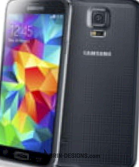 Samsung Galaxy märkus 5 - automaatse taaskäivitamise lubamine