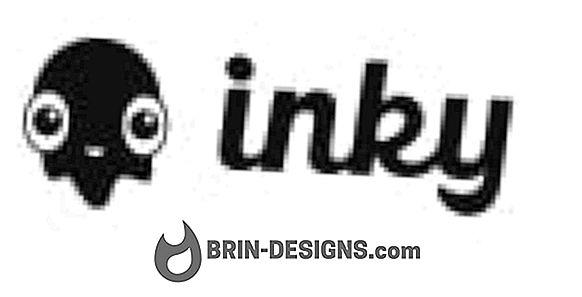 Inky - Nastavite bližnjice na tipkovnici