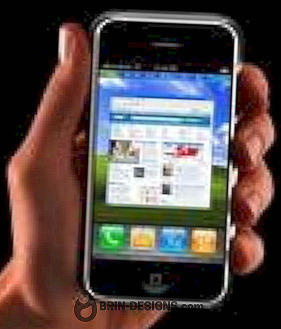 Kategori oyunlar:   iPhone: İnternet bağlantısını yapılandırma