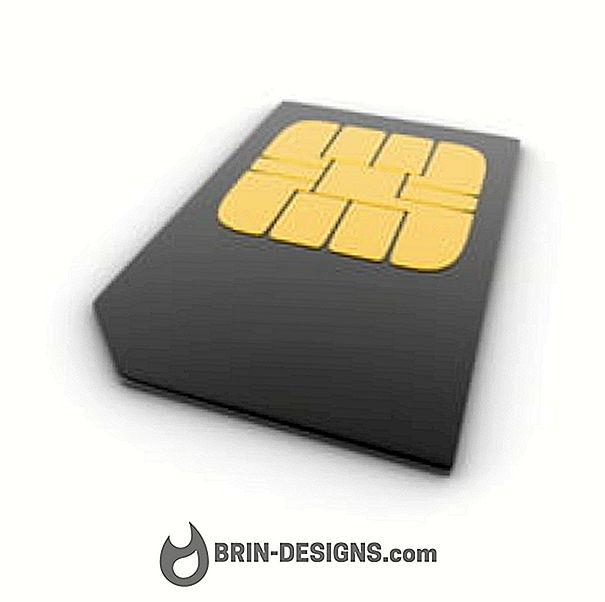 Kategorie Spiele:   iPhone: Kontakte von einer SIM-Karte importieren