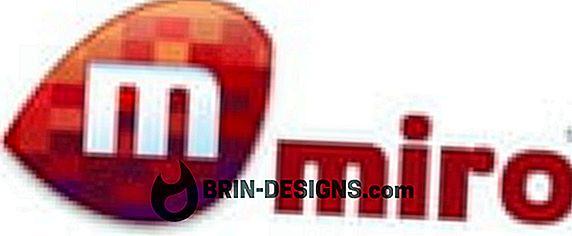 Kategori spill:   Miro - Deaktiver automatisk nedlasting av podcaster