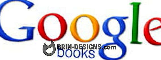 Google Kitaplar'dan kitap indirin