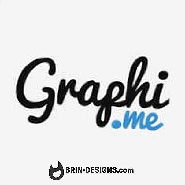 Graphi.me: Erstellen Sie eine Grafik Ihres Facebook-Kontos