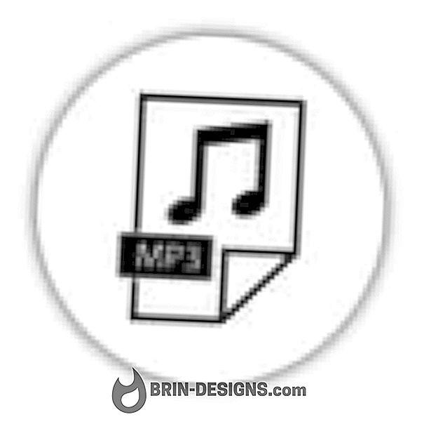Kako pretvoriti datoteko M3U v MP3
