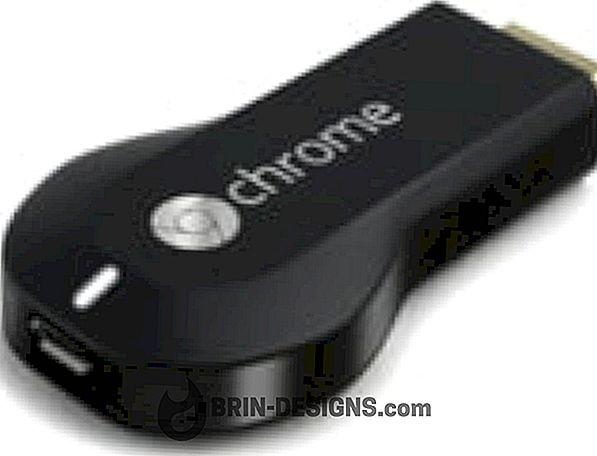 Kategooria mängud:   Chromecast - kuidas arvutisse salvestatud sisu otse HDTV-s vaadata?