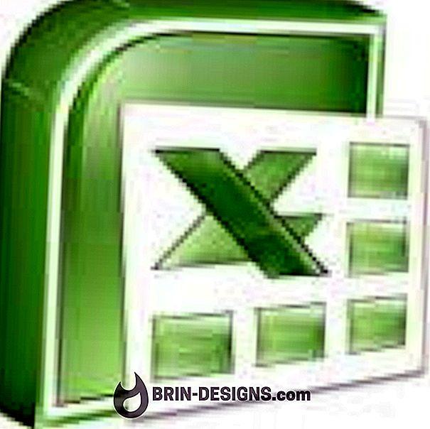 Kategorija igre:   Excel - Uporabite funkcijo za vse liste