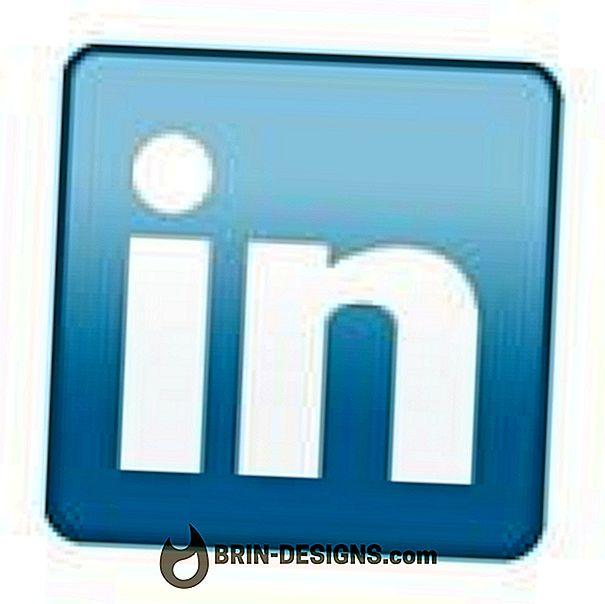 LinkedIn - Så här ändrar du språkinställningarna