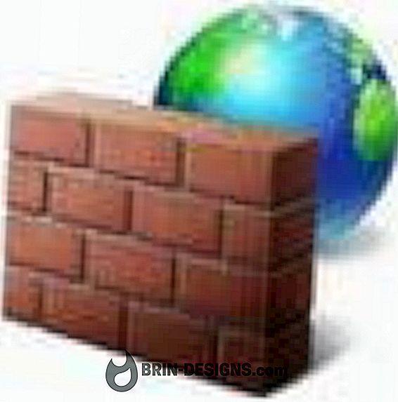 إلغاء تثبيت Jetico Personal Firewall 2