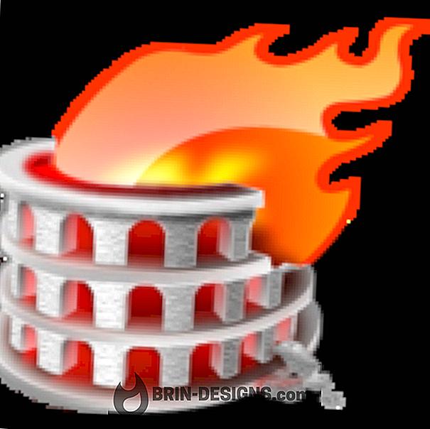 فئة ألعاب:   Nero Burning ROM - تعيين الحد الأدنى لحجم ذاكرة التخزين المؤقت