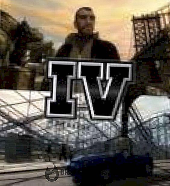 Kategooria mängud:   Grand Theft Auto IV (GTA4) - vead