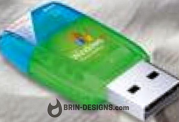 Inštalácia systému Windows XP pomocou jednotky USB Flash