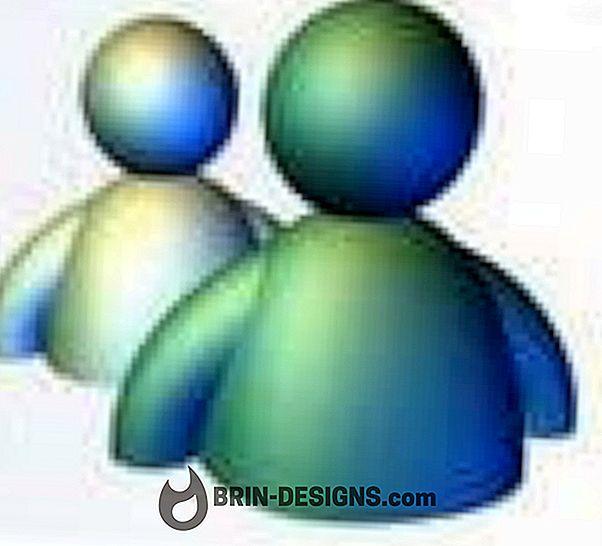 Integrate - MSN klepet na vaši spletni strani ali blogu