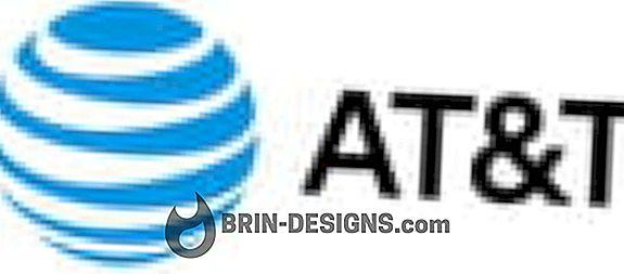 Atkurkite savo AT&T slaptažodį mobiliuoju numeriu