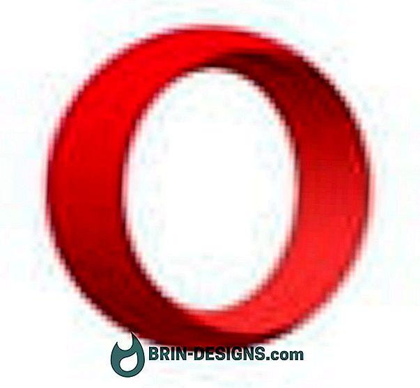 Como atrasar o carregamento de guias de plano de fundo no Opera