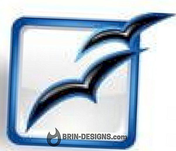Categoría juegos:   OpenOffice Writer: la característica Buscar y reemplazar