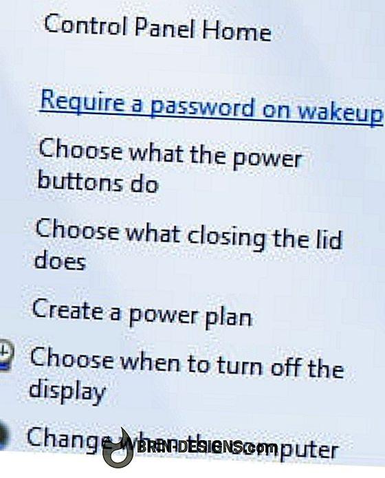 Kategori spill:   Windows 7 - Ikke be om passord når du våkner