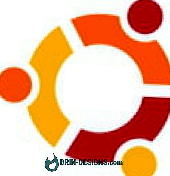 Liste over grunnleggende Ubuntu-kommandoer