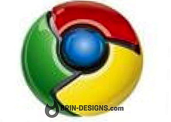 Google Chrome - Überprüfen Sie ein Quellelement.