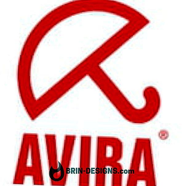 Categorie spellen:   Avira Antivir - schakel uw antivirus tijdelijk uit