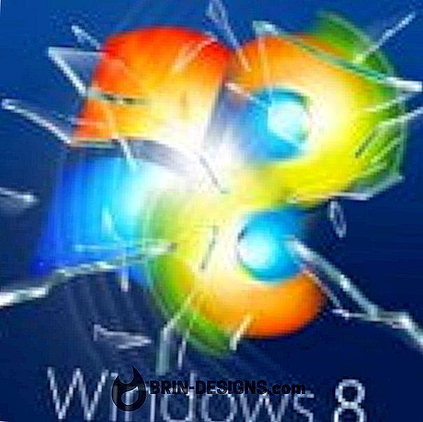 Kategori pertandingan:   Windows 8 / 8.1 - Cara mem-boot dalam Safe Mode