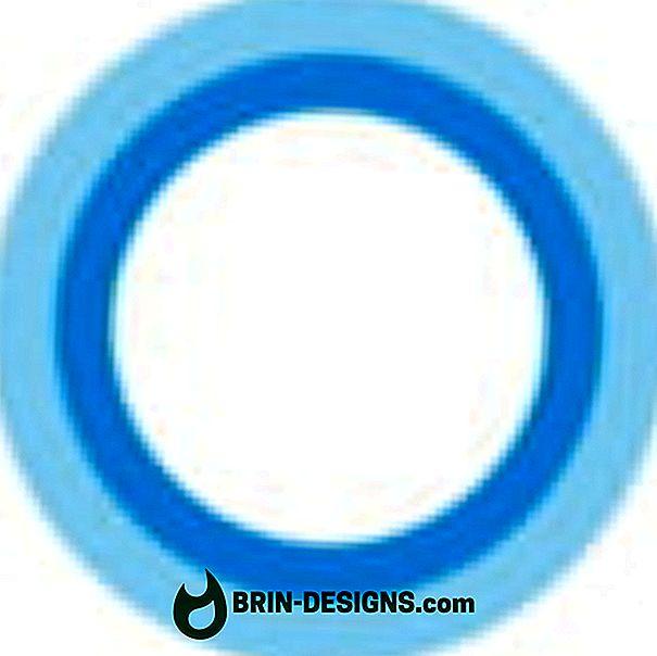 Kategorie Spiele:   So deaktivieren Sie Cortana