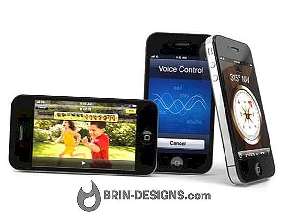 Varnostno kopirajte vaš iPhone SHSH 3G / 3GS / 4 za iOS 4.1 s funkcijo TinyUmbrella