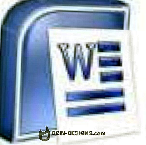 MS Word ne prikazuje brojeve stranica, slike