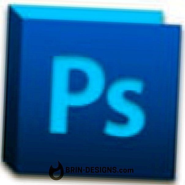 Kategorie Spiele:   Photoshop CS5 - Ändern Sie die für die Lineale verwendeten Einheiten