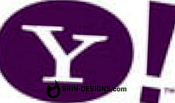 Mail Yahoo - Dapatkan emel agenda harian