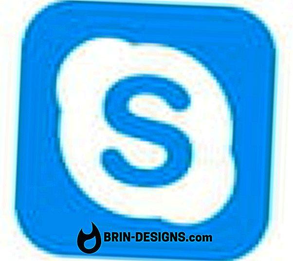 Kategorie Spiele:   Richten Sie Voice Messaging auf Skype ein