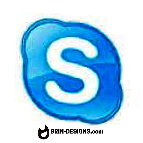Kategori spill:   Deaktiver Skype Wi-Fi-tilgang