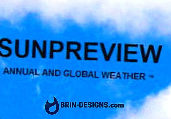 Luokka pelit:   Hanki tulevan vuoden sääennuste Sunpreviewilla