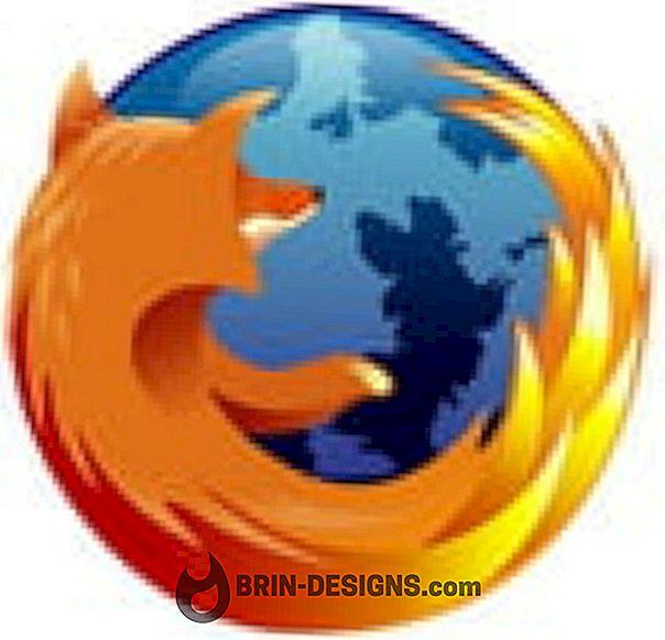 Firefox - تعطيل الإكمال التلقائي لعنوان URL
