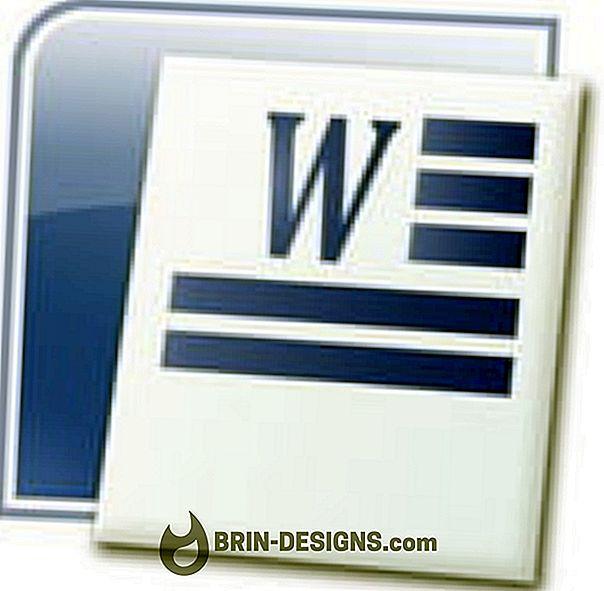 Word - Fügen Sie einem Dokument einen WaterMark hinzu
