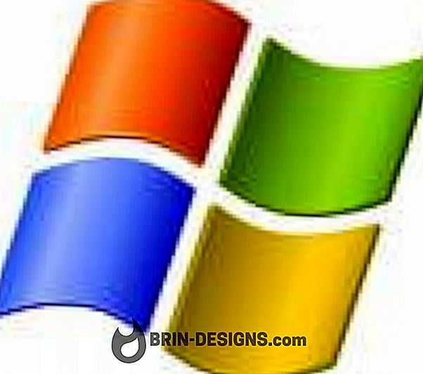 Popravljanje operacijskega sistema Windows XP s CD namestitvijo