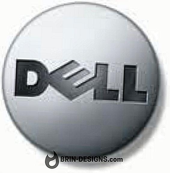 Pēc Windows palaišanas Dell klēpjdatora ekrāns ir tukšs