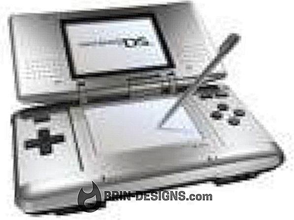Kategorija spēles:   Nintendo DSi - Kļūdas kods: 052010-