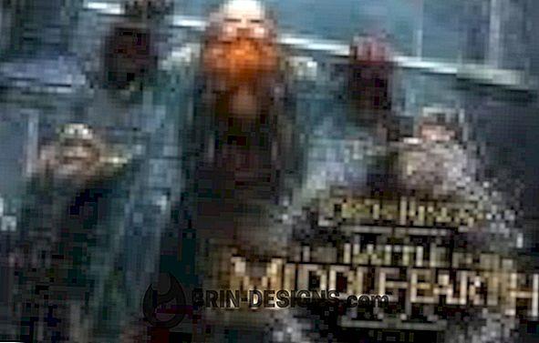 Kategori spel:   Running Lords of the Rings på Vista