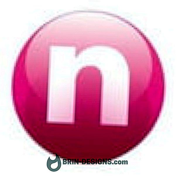 Nitro PDF Reader - Onemogoči Javascript