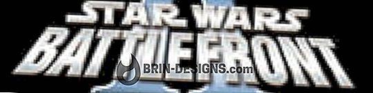 Kategorie Spiele:   Star Wars Battlefront 2 - Spiel kann nicht gestartet werden