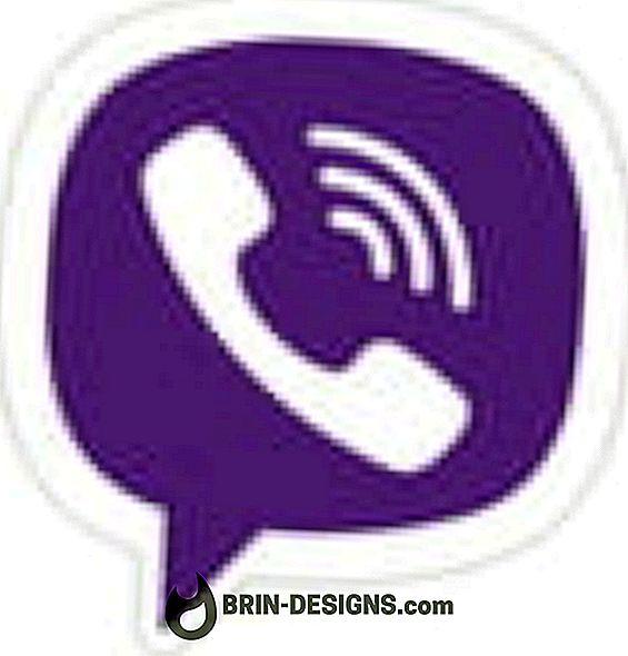 Jak usunąć wiadomości z Viber Conversation