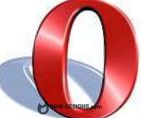 Kategori permainan:   Opera - Mencegah Opera daripada menggunakan cache Aplikasi