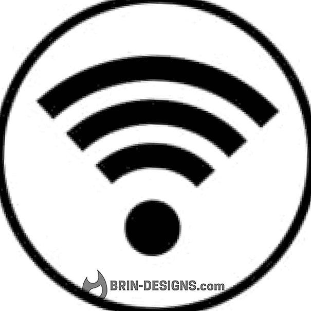 Kategooria mängud:   Käsuviip IP-aadresside leidmiseks