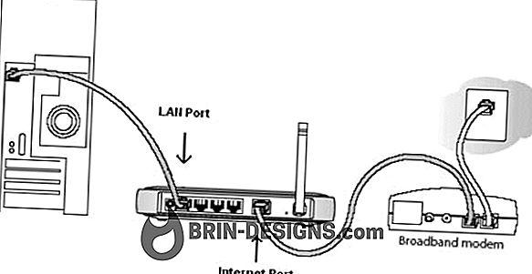 Catégorie Jeux:   Utiliser votre modem ADSL pour créer un réseau local