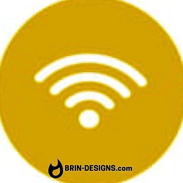 Kako vzpostaviti povezavo z WiFi