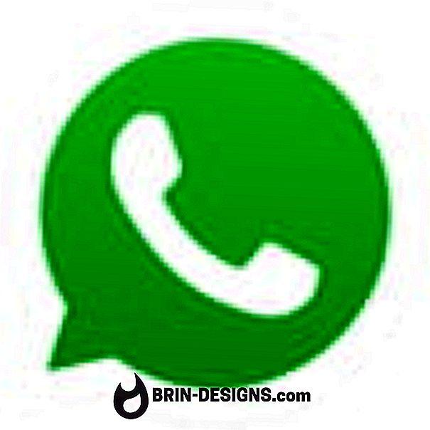 فئة ألعاب:   كيفية حل المشاكل مع تنزيل أو إرسال ملفات الوسائط على WhatsApp