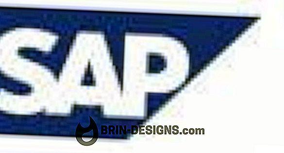 SAP - dokumentaatio